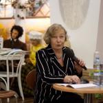 Журналист и историк Татьяна Соловьева